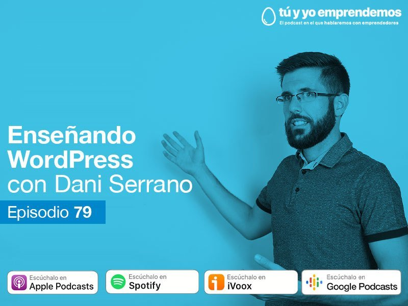 ensenado wordpress con dani serrano