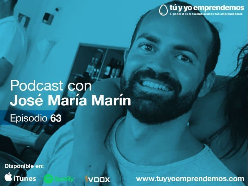 jose maria marin podcast