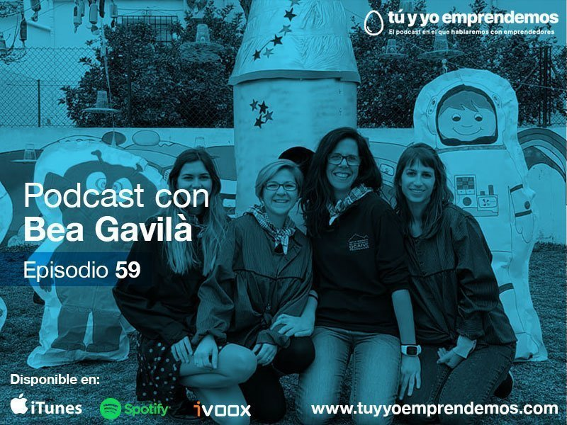 podcast bea gavila