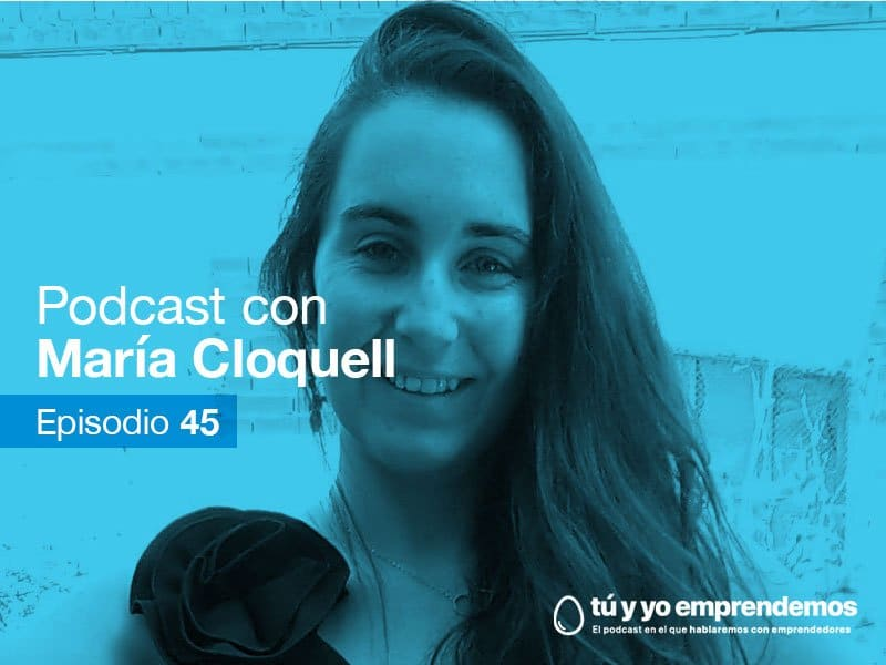 podcast maria cloquell
